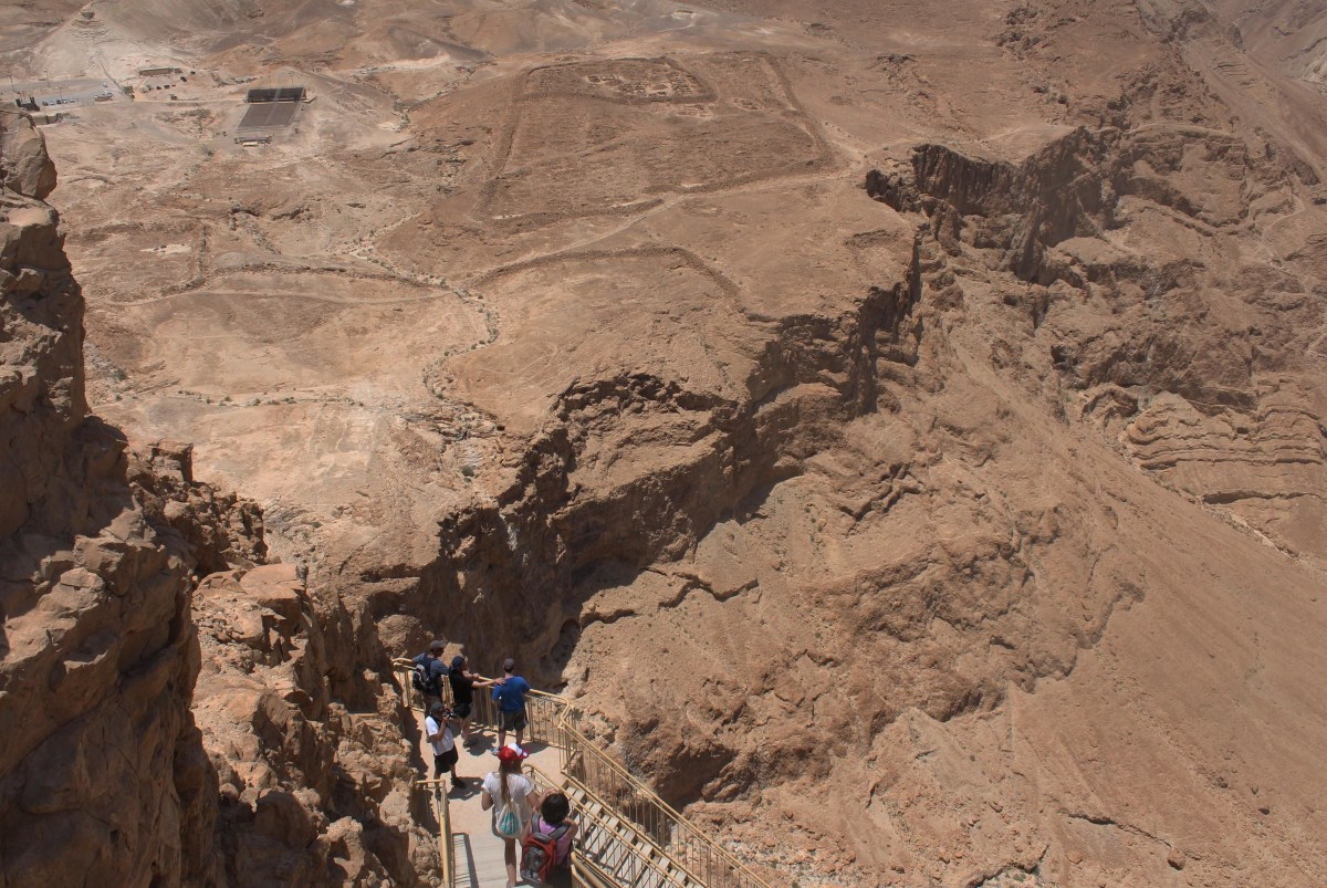 masada  israel  u2013 israel travel photography  u2013 ancient