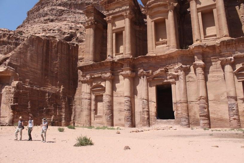 Monastery, Petra, Jordan, travel, photography, travel photography