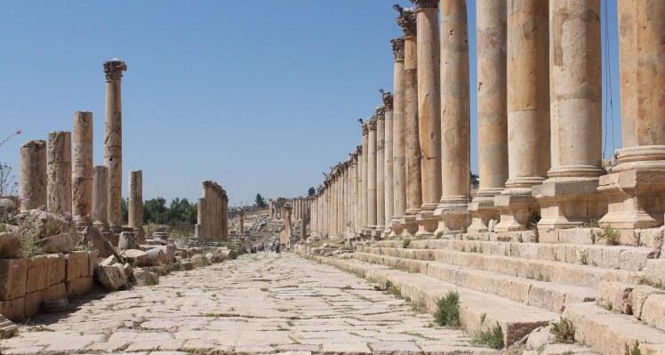 Jerash, Jordan, Jerash Jordan, tourism, travel, photography, Jordan tourism,