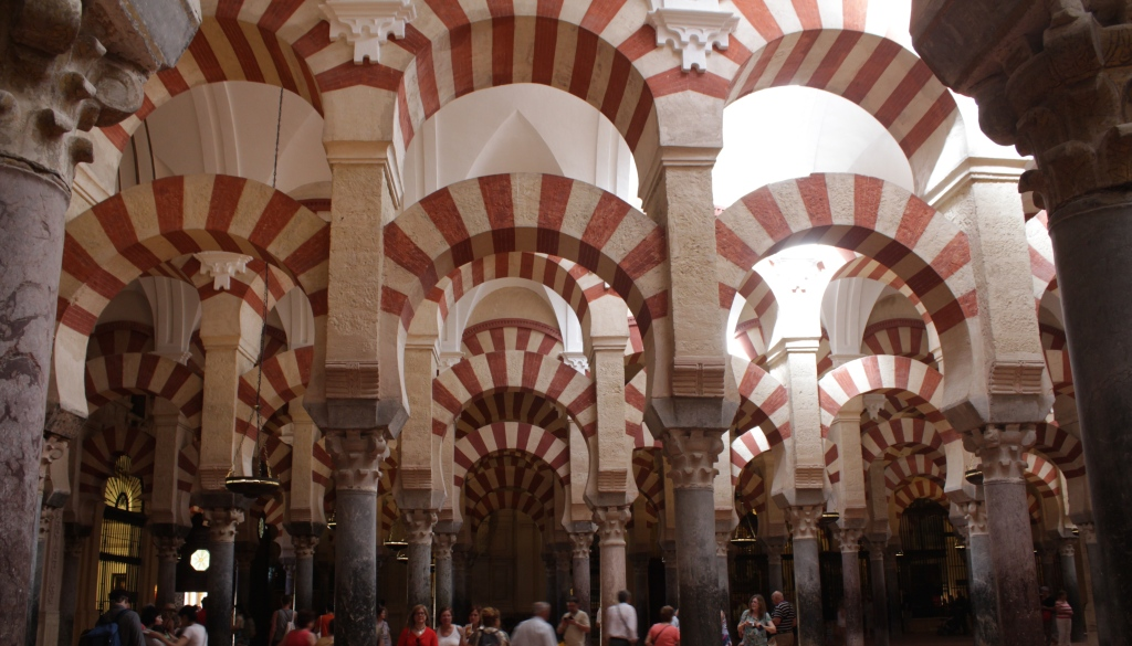 La Mezquita, Cordoba, Spain, travel, photography