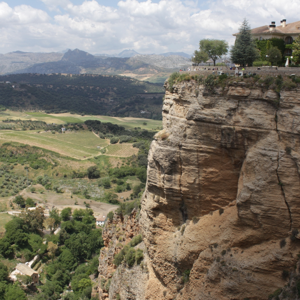 Ronda, Spain, travel, photography,