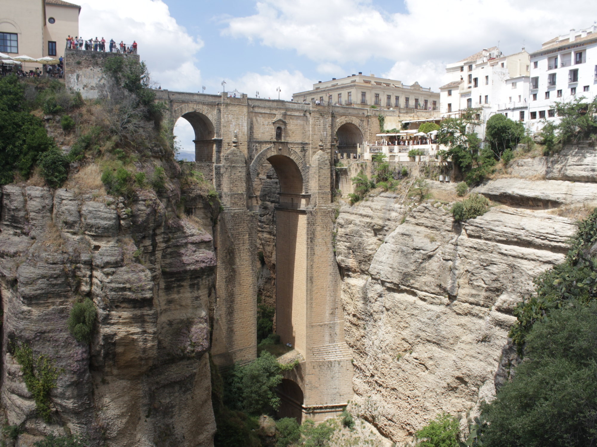Ronda, Spain, travel, photography, New Bridge