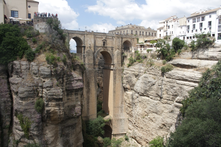 Ronda, Spain, travel, photography, New Bridge