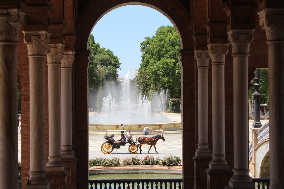 Seville, Spain, travel, photography, photo a day