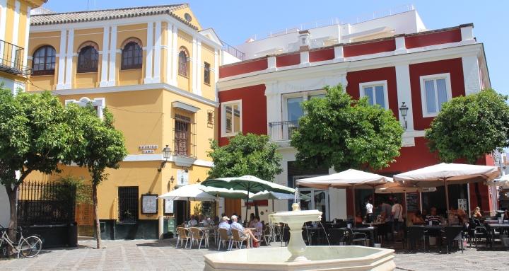 Barrio Santa Cruz Seville, Santa Cruz Seville, Photography, Seville, Spain, Seville Spain