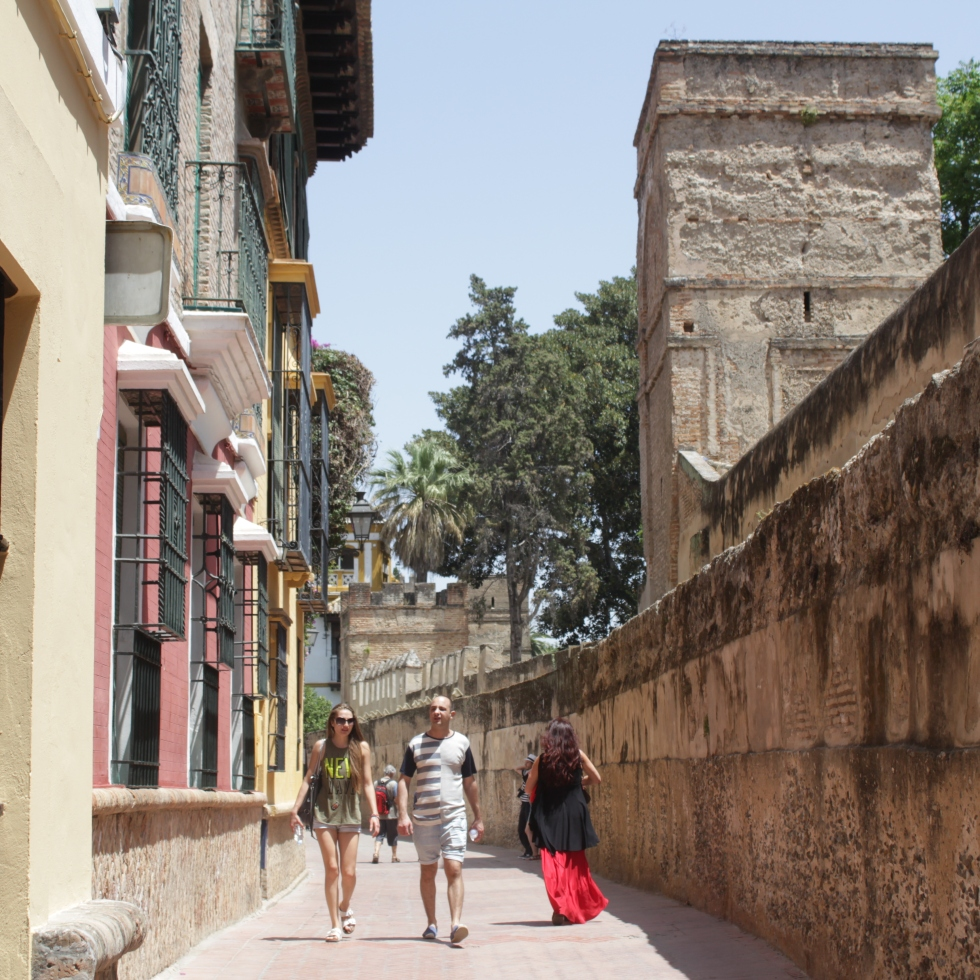 Seville, Spain, travel, photography, Barrio Santa Cruz, La Juderia