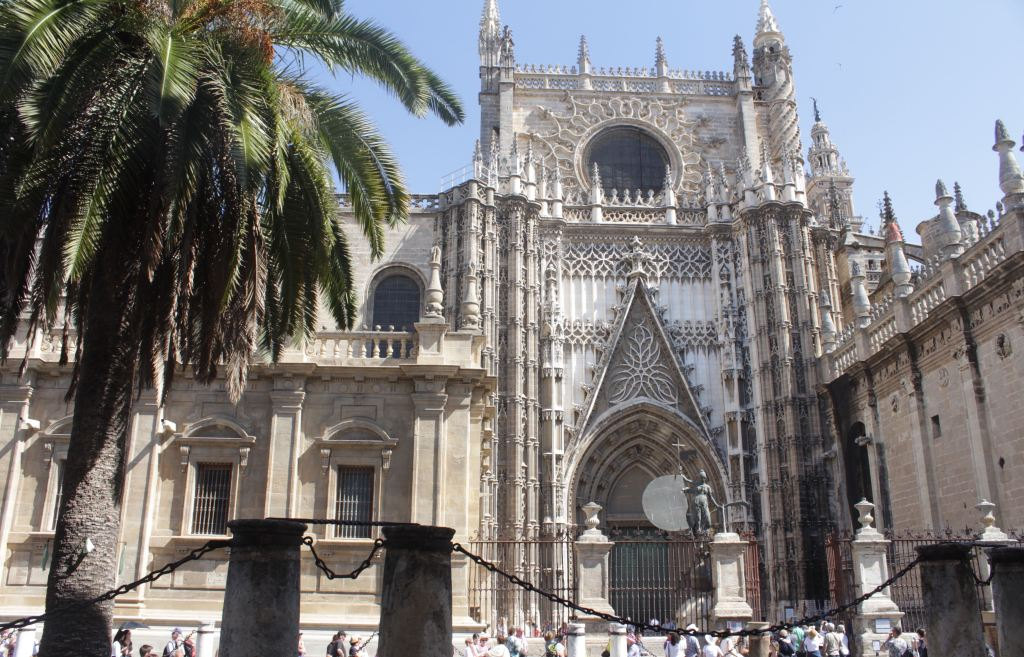 Seville, Cathedral, Seville Cathedral, Spain, travel, photography