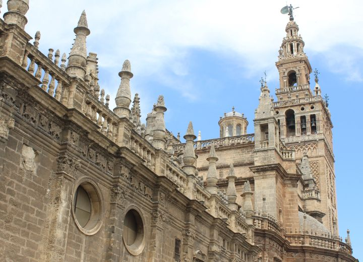 Seville, Spain, Cathedral, travel, photography