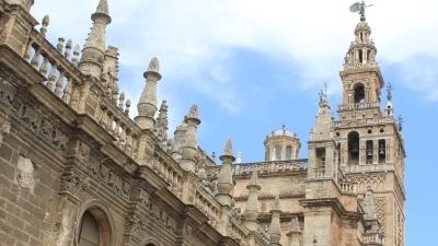 Seville, Spain, cathedral, La Giralda, Giralda, travel, photography, photos, travel photography
