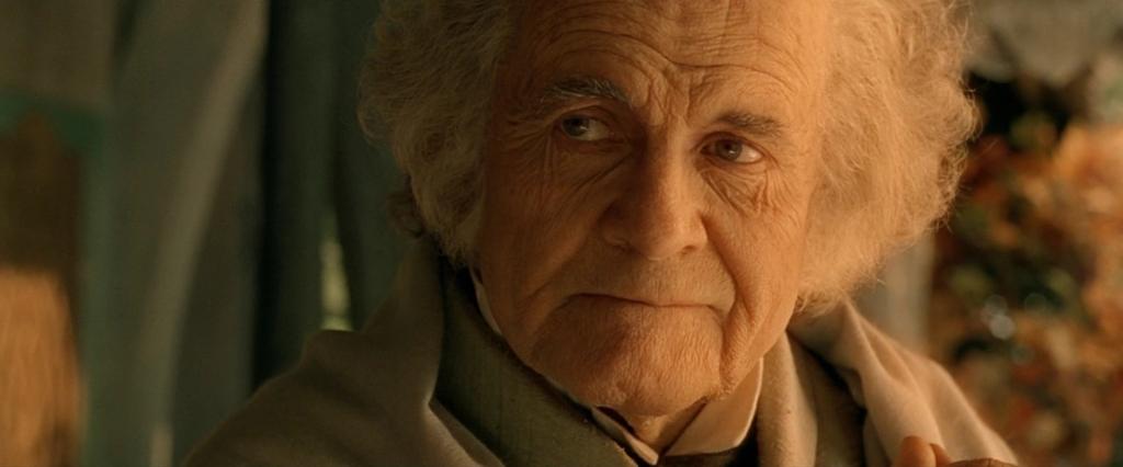 Bilbo Baggins, Lord of the Rings, Hobbit