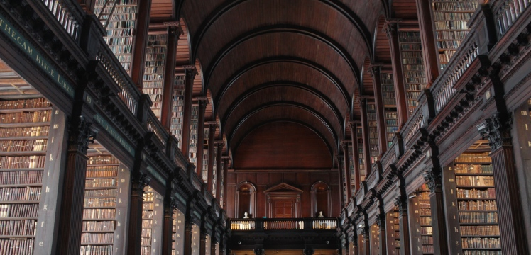Long Room Library, Trinity College, Dublin, Ireland, Dublin Ireland, photography, travel, travel photography, images, photos