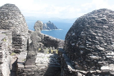 Skellig Michael, Ireland, Skellig Michael Ireland, monastery, Skellig Michael monastery