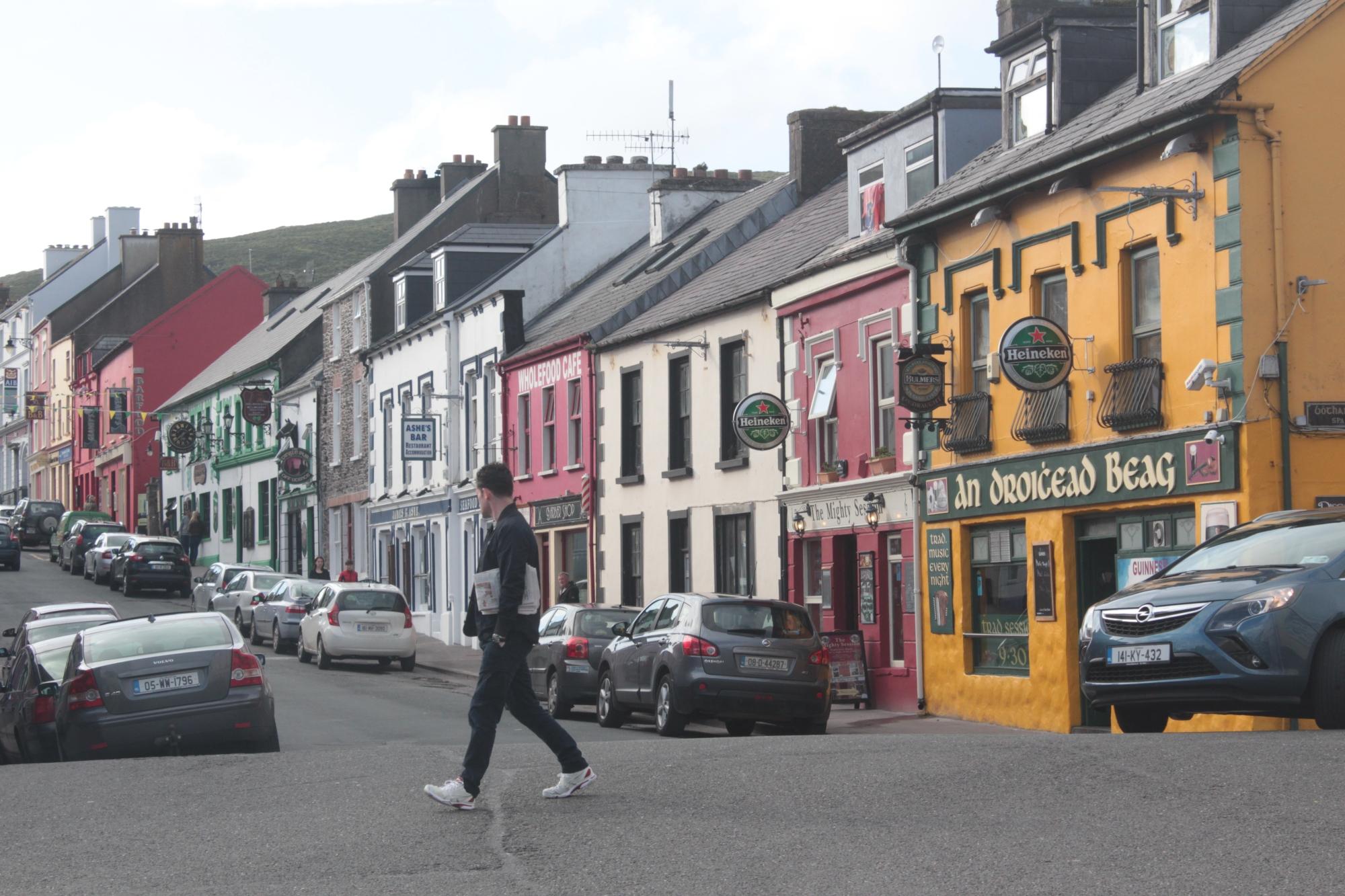 Dingle Ireland Pub, Public House, Dingle, Ireland, photography