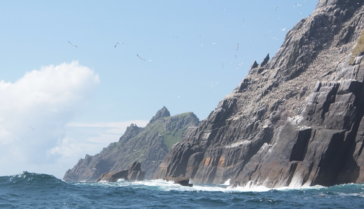 Skellig Michael, Little Skellig, Island, Skellig Islands, travel, photography, travel photography, Star Wars, Skellig Michael Star Wars, Star Wars Filming Locations