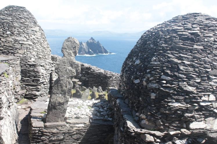 Skellig Michael, Monastery, Skellig Michael Monastery, Ireland, Beautiful places, landscape photography