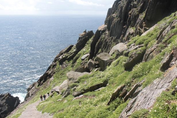 Skellig Michael, Ireland, Island, Skellig Michael Ireland, Skellig Michael Island