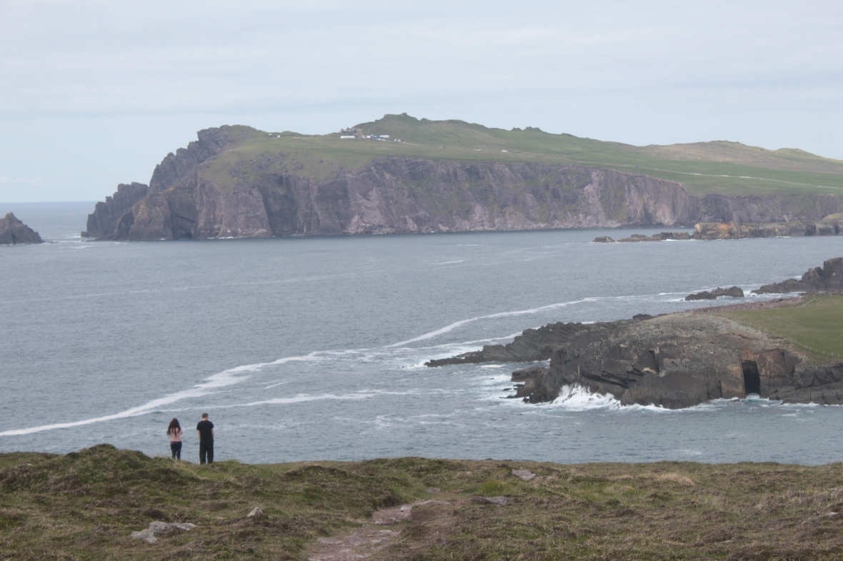 Ceann Sibéal, Ireland, Star Wars Episode 8 film location