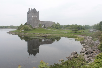 Dunguaire Castle, County Galway, travel, castles, history