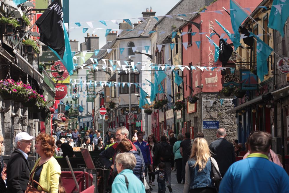 Galway, Ireland, travel, guide, tourism