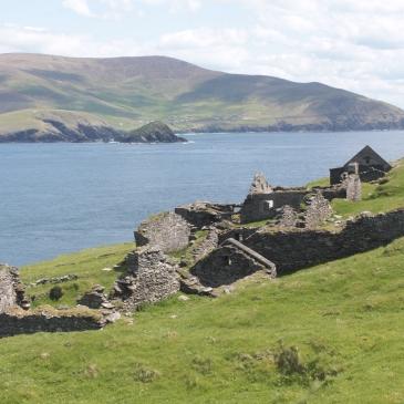 Great Blasket Island, Blasket Islands, Ireland, travel, photography, travel photography