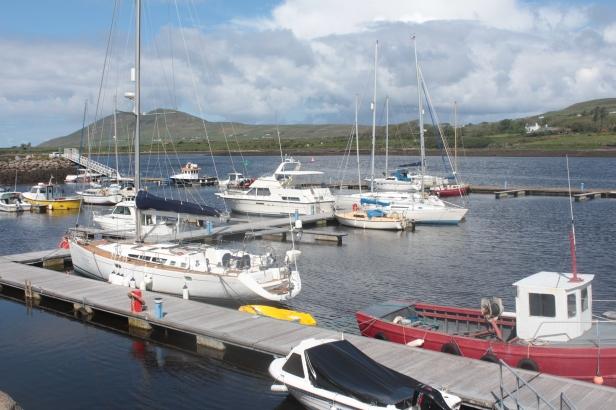 Cahersiveen Ireland, Ireland, marina