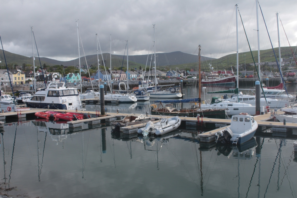 Ireland Photography, Dingle Town, County Kerry, Dingle Bay, Dingle, Ireland, photography