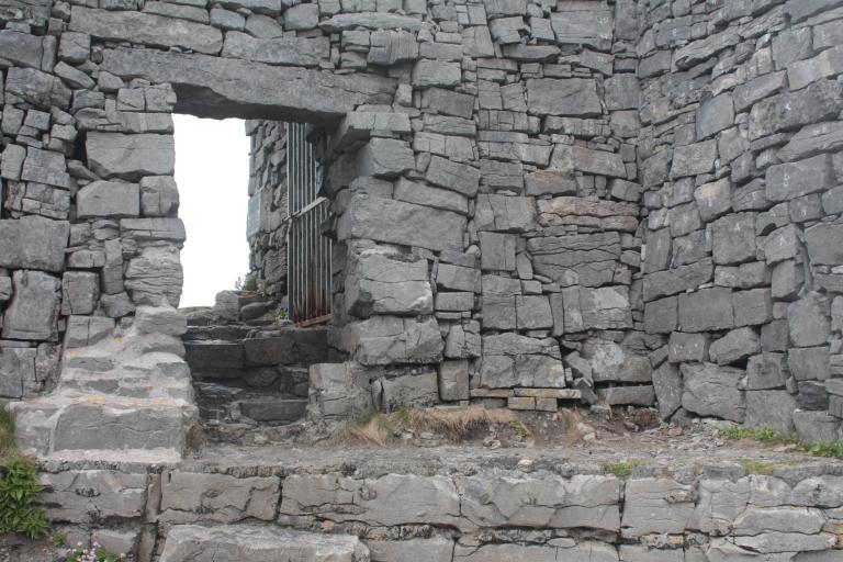 Dun Aengus Stone Fort on Inishmore (Aran Islands)