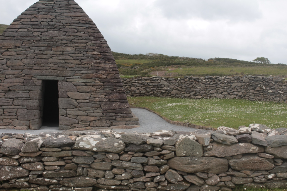 Gallarus Oratory, Ireland, Dingle, Dingle Peninsula, travel, photography, culture, landscape photography,