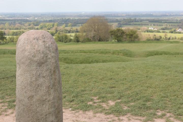 Hill of Tara, Ireland, Stone of Destiny, photography, travel, travel photography, Ireland travel photography, Ireland landscape photography