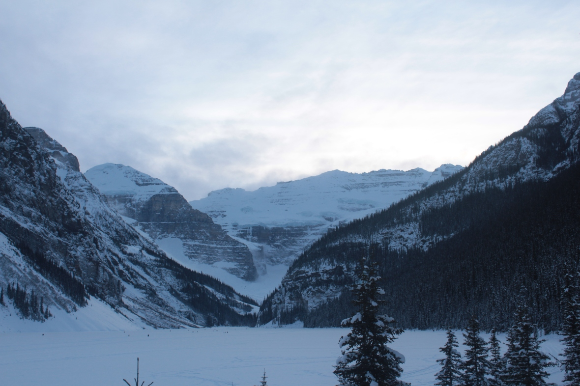 Lake Louise, Alberta, Canada, Ice Magic Festival