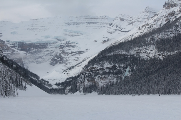 Lake Louise, Alberta, Canada, Ice Magic Festival, winter, tourism, Banff, Banff National Park