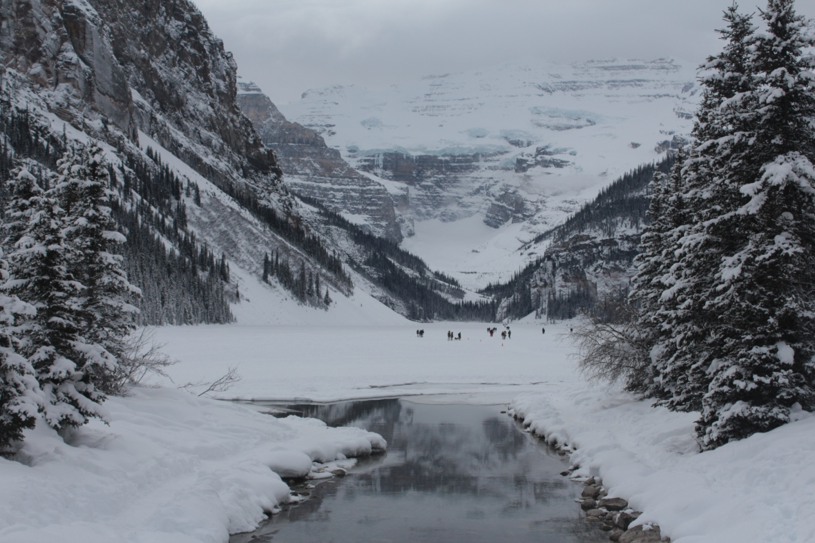 Lake Louise, Alberta, Canada, Ice Magic Festival, Banff, Banff National Park