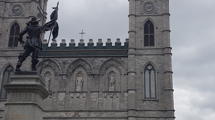 Montreal Attractions, Montreal, Montreal Basilica, Montreal Basilica Notre Dame, photography