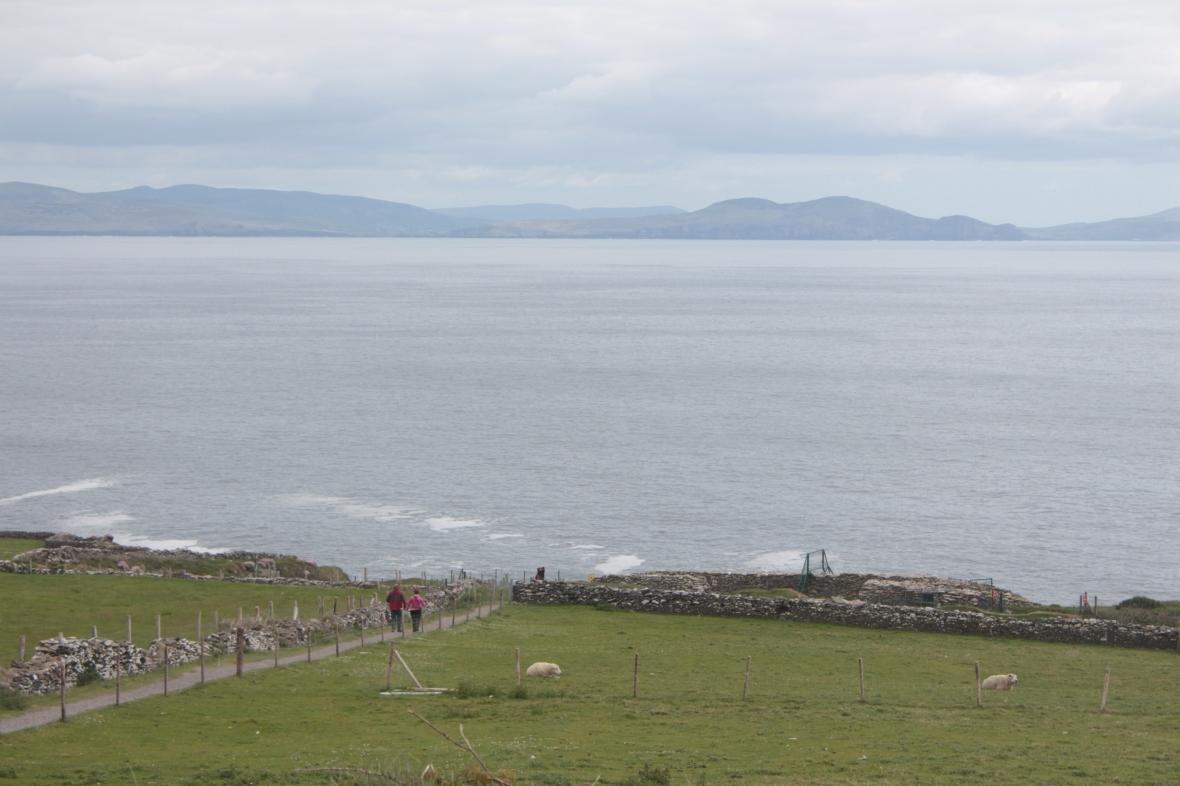 Dunbeg Fort, Ireland, Dingle, Dingle Peninsula