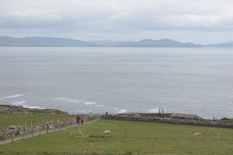 Dunbeg Fort, Ireland, Dingle, Dingle Peninsula