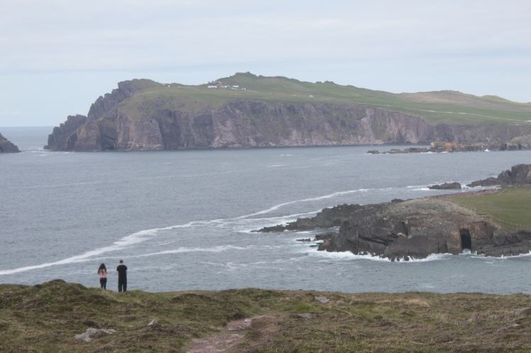 Dingle Peninsula, Star Wars, Sybil Head